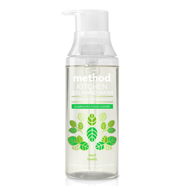 Method Kitchen Gel Hand Wash Basil