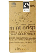 Galerie au Chocolat Mint Crisp Chocolate Bar