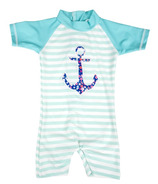 Banz One Piece Swimsuit Anchor