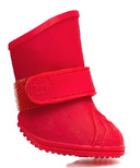 Wellies Boots for Dogs 3XL in Red