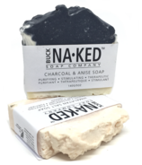 Buck Naked Soap Company Detox Duo