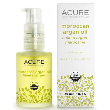 Acure Moroccan Argan Oil