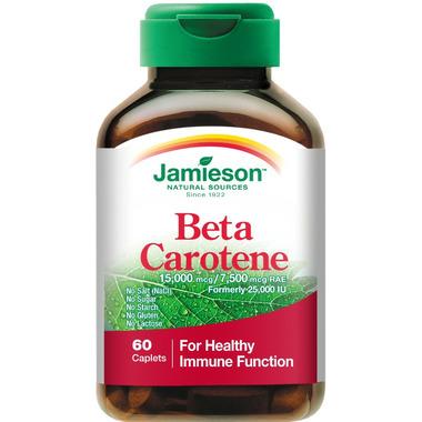 Jamieson Beta-Carotene