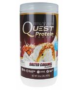 Quest Nutrition Salted Caramel Protein Powder