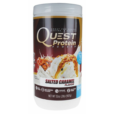 Quest Nutrition Salted Caramel Protein Powder