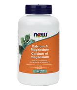 NOW Foods Calcium & Magnesium