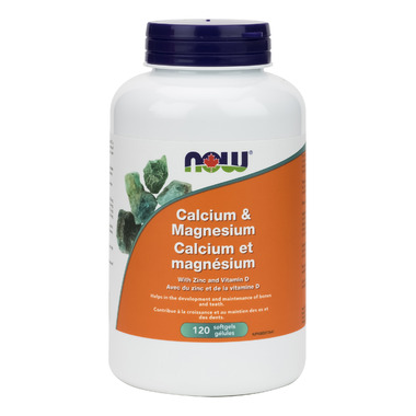 NOW Foods Calcium & Magnesium