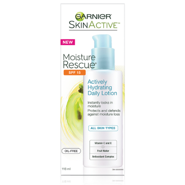 Garnier Moisture Rescue Actively Hydrating Daily Lotion