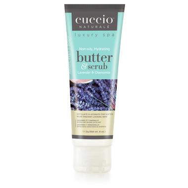 Cuccio Naturale Hydrating Body Butter & Scrub Lavender & Chamomile