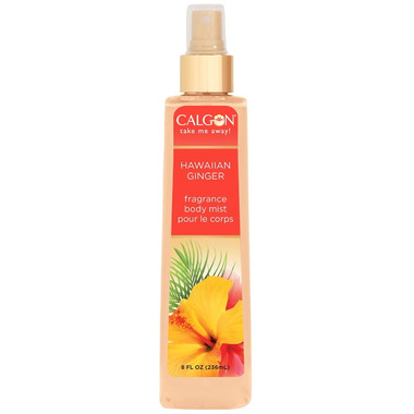 Calgon Hawaiian Ginger Fragrance Body Mist