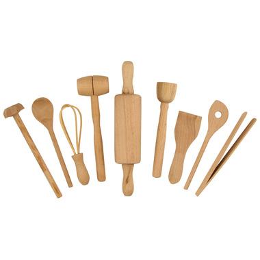 Kid\'s Wooden Tool Set