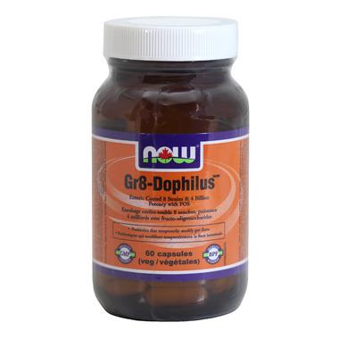 NOW Foods Gr8-Dophilus Probiotic