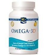 Nordic Naturals Omega 3D