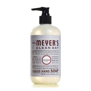Mrs. Meyer\'s Clean Day Lavender Liquid Hand Soap