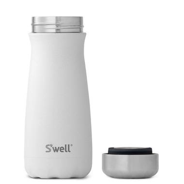 S\'well Traveler Stainless Steel Wide Mouth Bottle Moonstone
