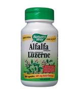 Nature's Way Organic Alfalfa