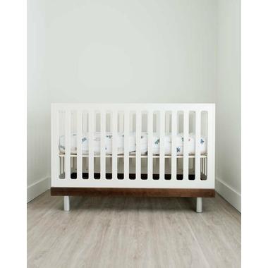 Little Unicorn Percale Crib Sheet Prickle Pots