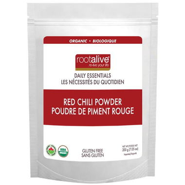 Rootalive Organic Red Chili Powder