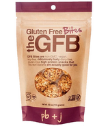 The GFB Gluten Free Bites PB+J