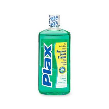 Plax Dental Rinse