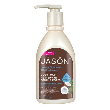 Jason Creamy Coconut Body Wash