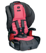 Britax Pioneer (G1.1) Harness-2-Booster Car Seat Coral