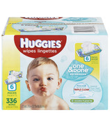 Huggies One & Done Refreshing Wipes with Cucumber & Green Tea