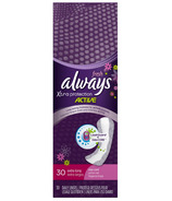 Always Fresh Xtra Protection Active Panty Liners