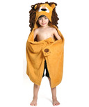 Zoocchini Toddler Hooded Towel Leo The Lion