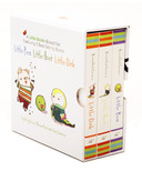 A Little Books Boxed Set Featuring Little Pea, Little Hoot, Little Oink