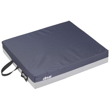 Drive Medical Skin Protection Gel E 3 Inch Wheelchair Seat Cushion
