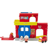 Fisher-Price Little People Mid City Asst Fire Station