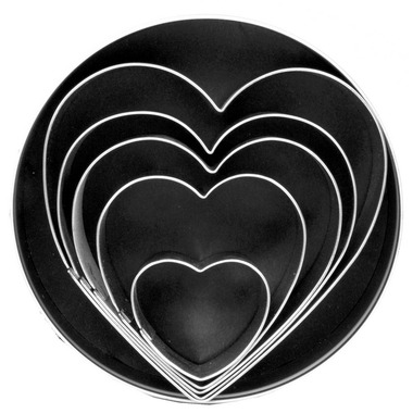 Heart Cookie Cutters
