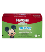 Huggies Little Movers Slip On Diapers Giga Pack