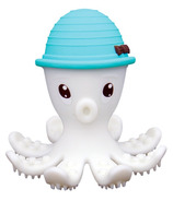 Mombella Octopus Gum Massager & Teether Toy Powder Blue