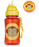 Skip Hop Zoo Straw Bottle Monkey