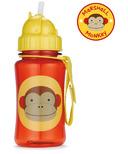 Skip Hop Zoo Straw Bottle Monkey
