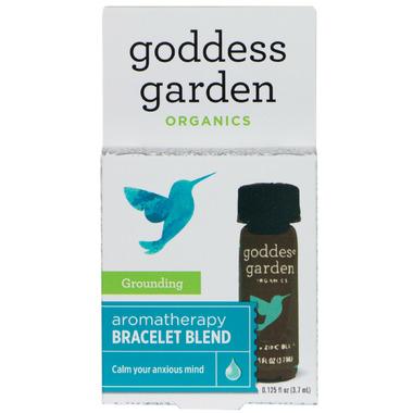 Goddess Garden Grounding Aromatherapy Bracelet Blend