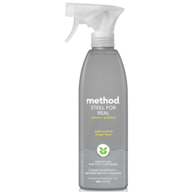 Method Steel for Real Stainless Steel Cleaner