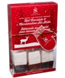 Saxon Chocolates Hot Chocolate & Marshmallow Stir Sticks Gift Box