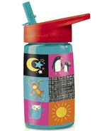 Crocodile Creek Tritan Bottle Kids World