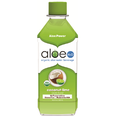 Lily Of The Desert Aloe H2O Coconut Lime