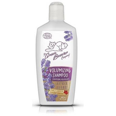 Green Beaver Volumizing Shampoo Lavender
