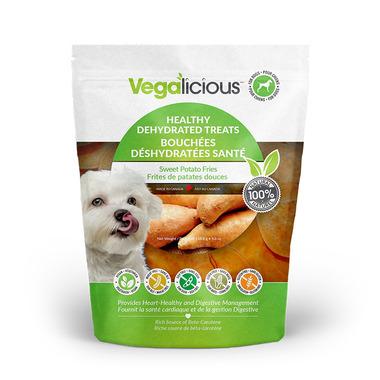 Vegalicious Healthy Sweet Potato Fries