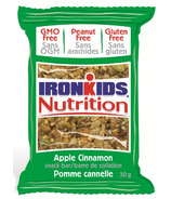 IronKids Apple Cinnamon Snack Bar