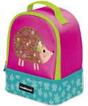 Crocodile Creek Hedgehog Double Decker Lunchbox