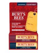 Burt's Bees Lip Balm Duo Assorted Gift Set