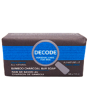 DECODE Lemongrass Sandalwood Cleansing Bar