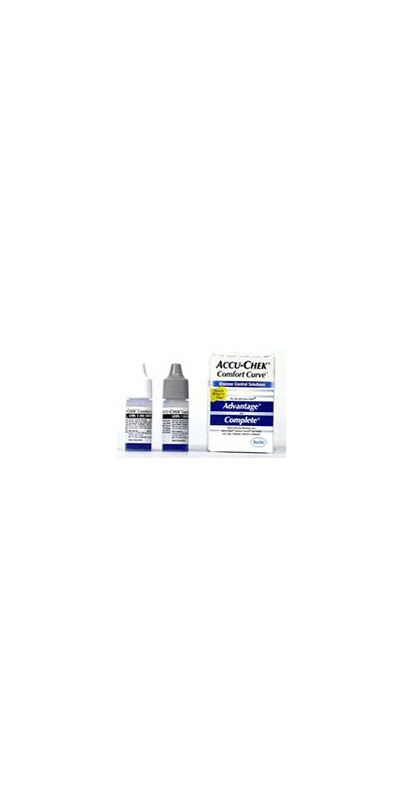 Buy Accu Chek Comfort Curve Control Solution At Well Ca