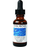Thorne Research Liquid D/K2 Vitamin